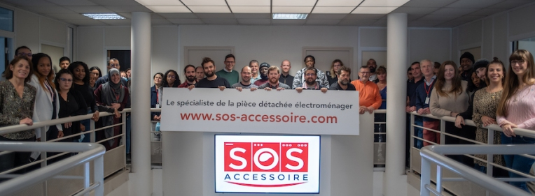 France's SOS Accessoire raises $12M to help people repair their home appliances themselves