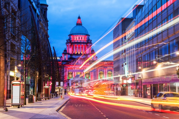 8 buyers, founders and pros are expecting cybersecurity, fintech will take Belfast via hurricane – TechCrunch