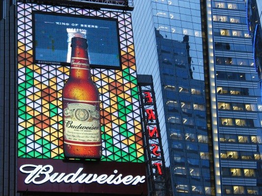 Will Budweiser brew eggs and will Post cereal make meat?