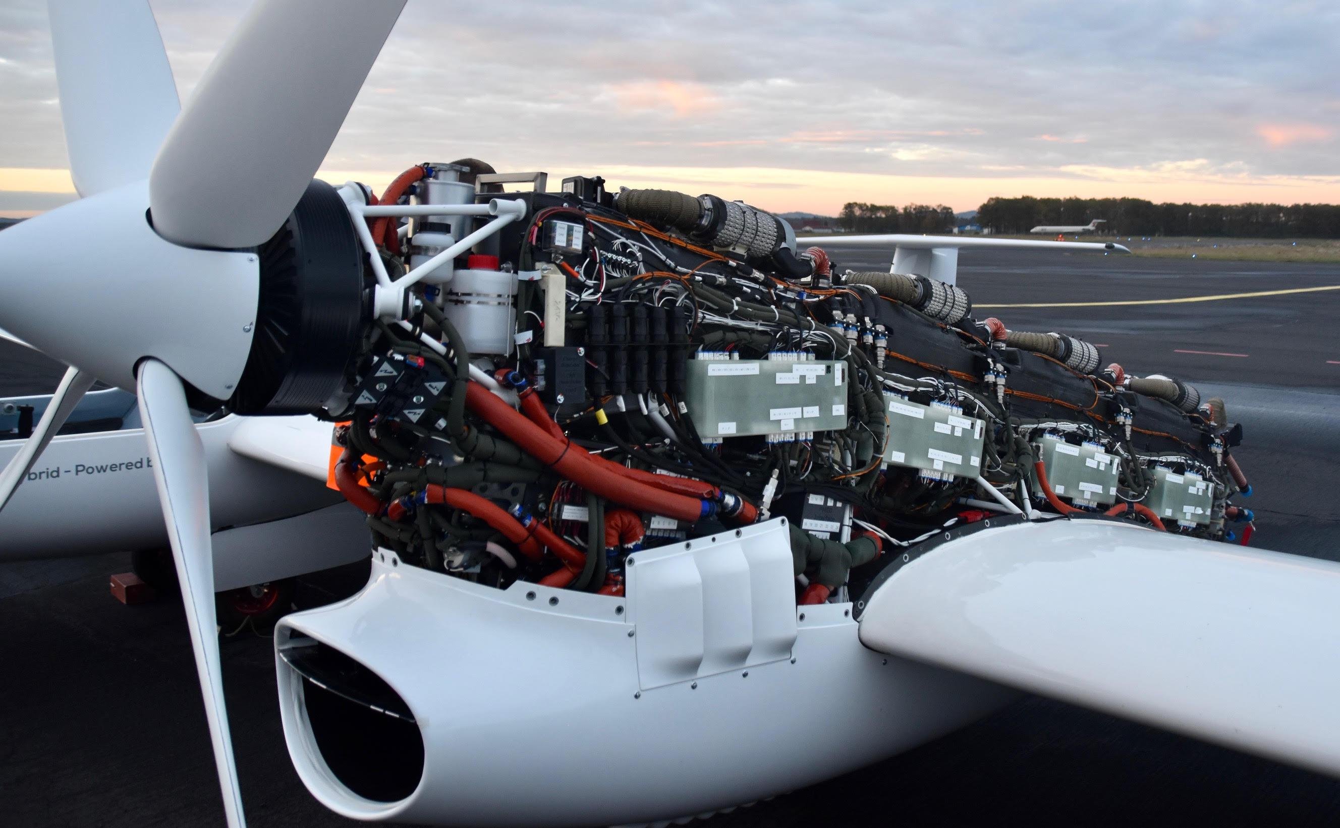 HY4 65kw system - zeroavia story