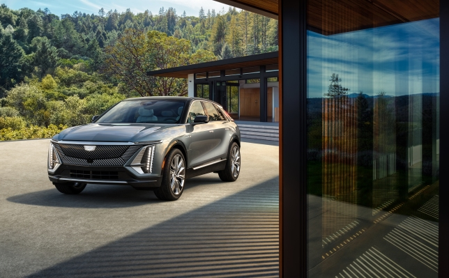 Cadillac's all-electric Lyriq flagship to start just below $60,000