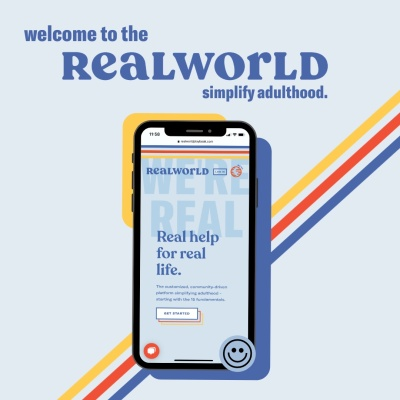 Realworld raises $3.4M to help Gen Z navigate adulthood