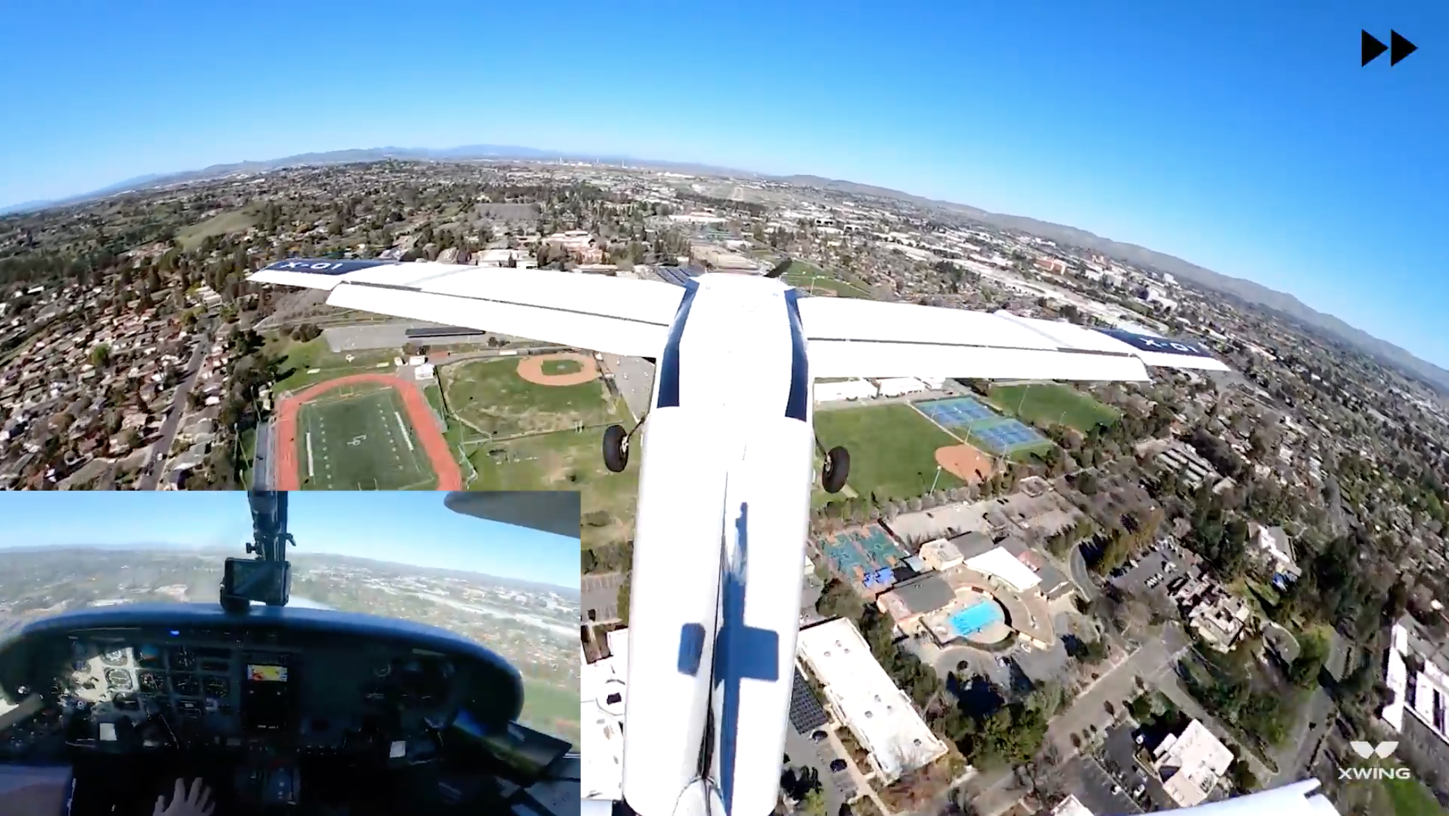 Autonomous aviation startup Xwing hits $400M valuation after latest funding round