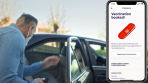 Uber vaccine booking