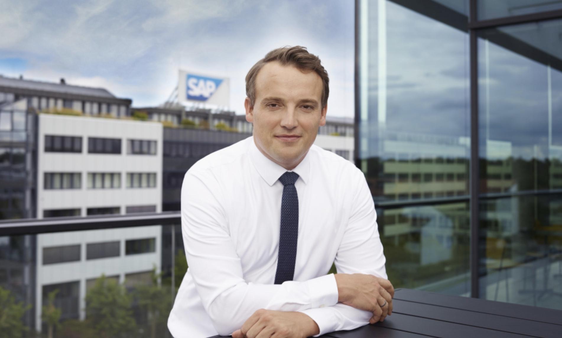 SAP-Chef Christian Klein