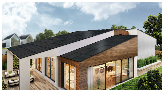 Solar roof-tile and energy startup SunRoof closes €4.5M led by Inovo Venture Partners – TechCrunch