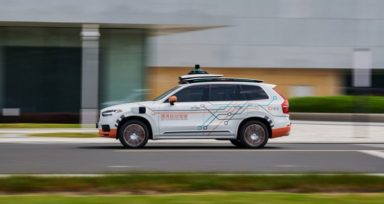 Volvo to offer Chinese experience hailing large Didi with self sufficient riding vehicles – TechCrunch
