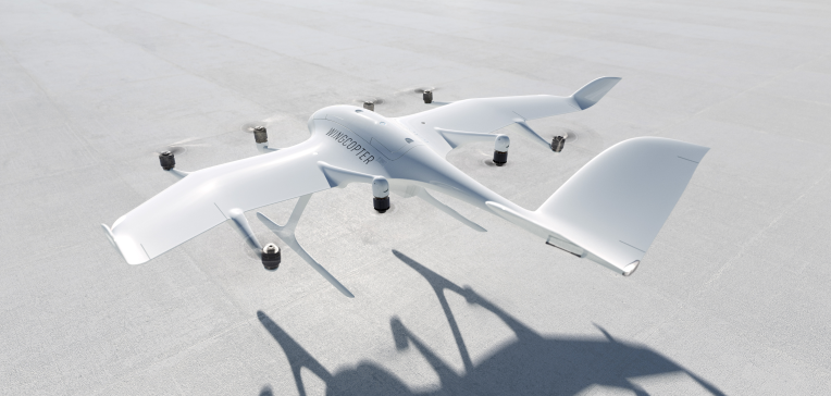 """Wingcopter debuts a triple-drop drone to create """"logistical highways in the sky"""" – TechCrunch"""