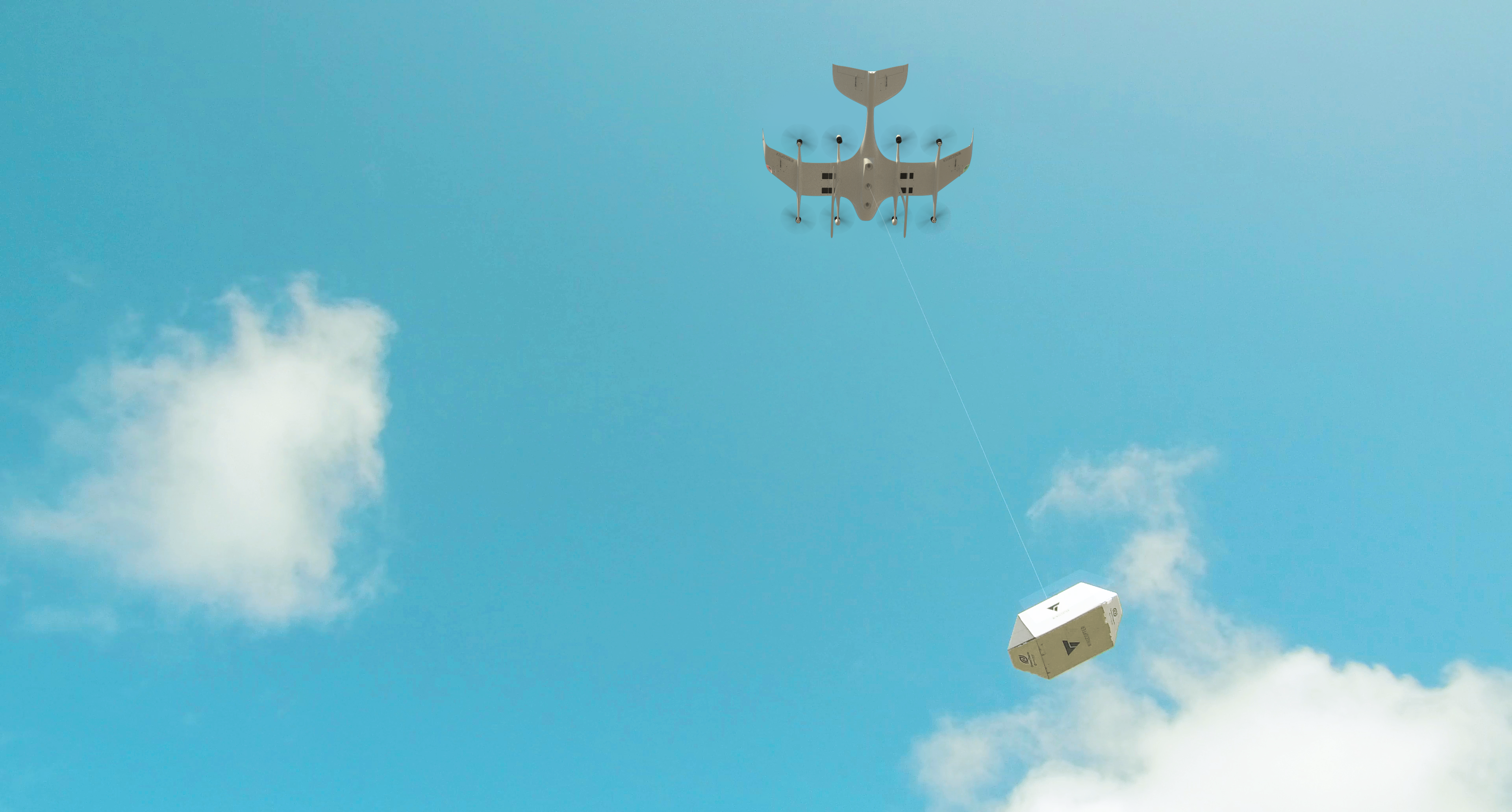 """Wingcopter debuts a triple-drop drone to create """"logistical highways in the sky"""""""