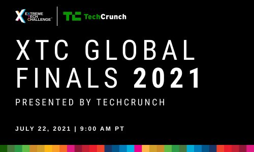 Tomorrow! XTC Global Finals. The No. 1 purpose-driven startup event. Free registration image