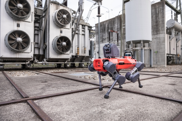 ANYmal inspection robot gives Spot some four-legged competition – TechCrunch