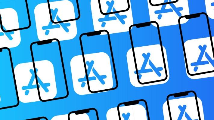 App store 2021 pattern wave 2021