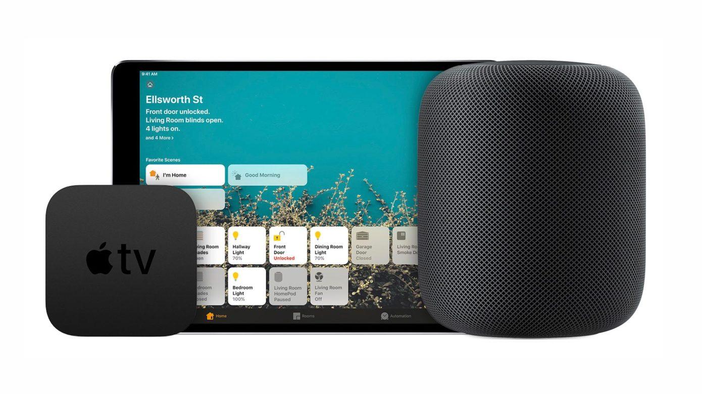 Apple is developing TV/HomePod combo and iPad-like smart speaker display