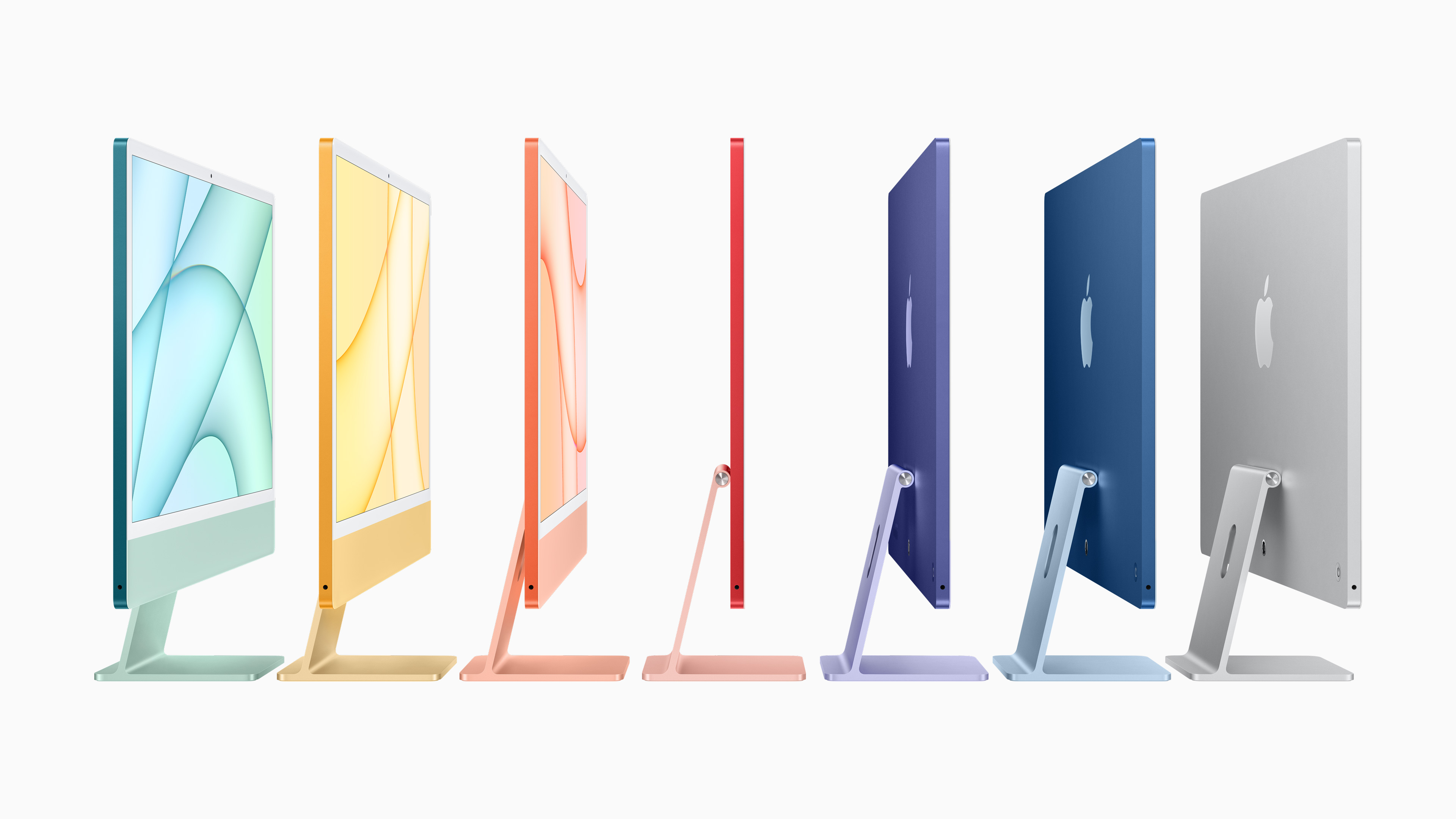 Apple introduces colorful new iMac – TechCrunch