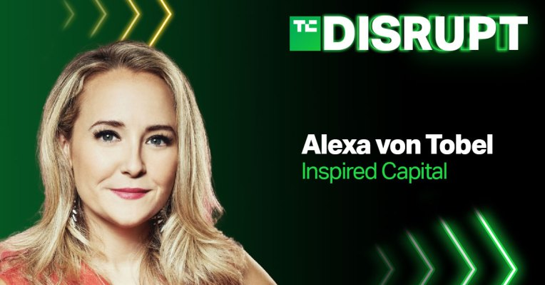 Alexa von Tobel will join Disrupt 2021 as a Startup Battlefield judge - techcrunch