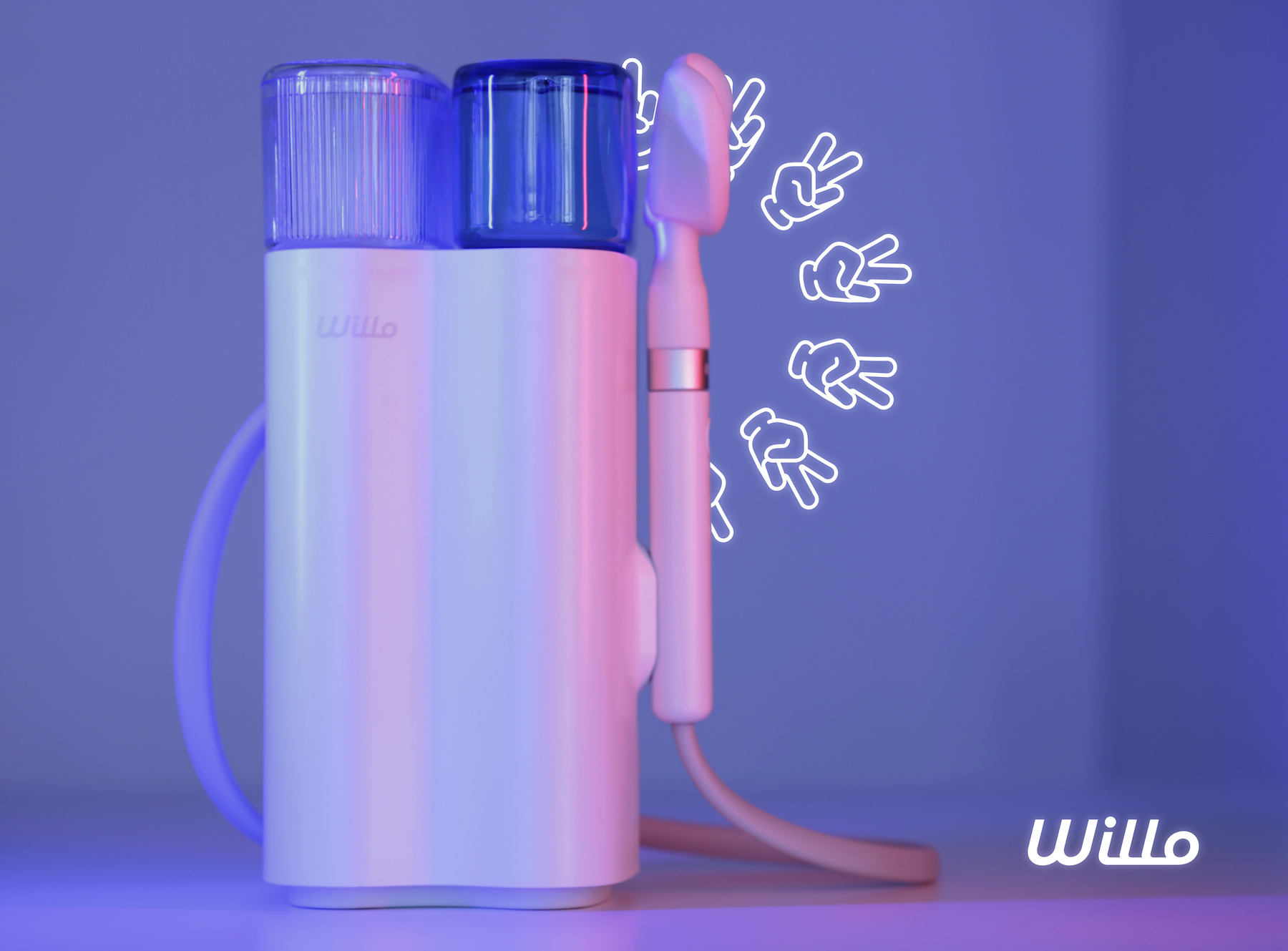 Willo launches its tooth-brushing robot for kids