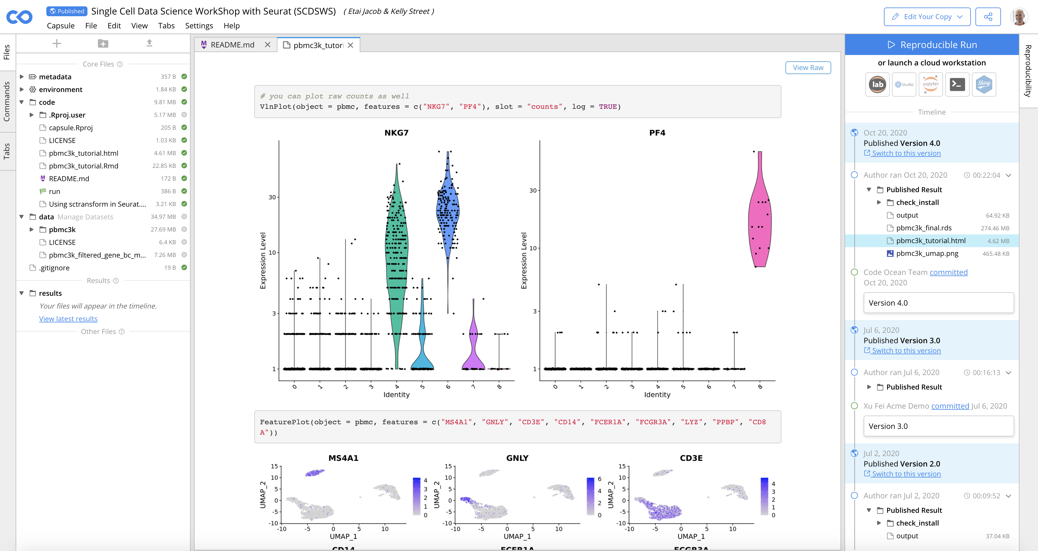With $21M in funding, Code Ocean aims to help researchers replicate data-heavy science