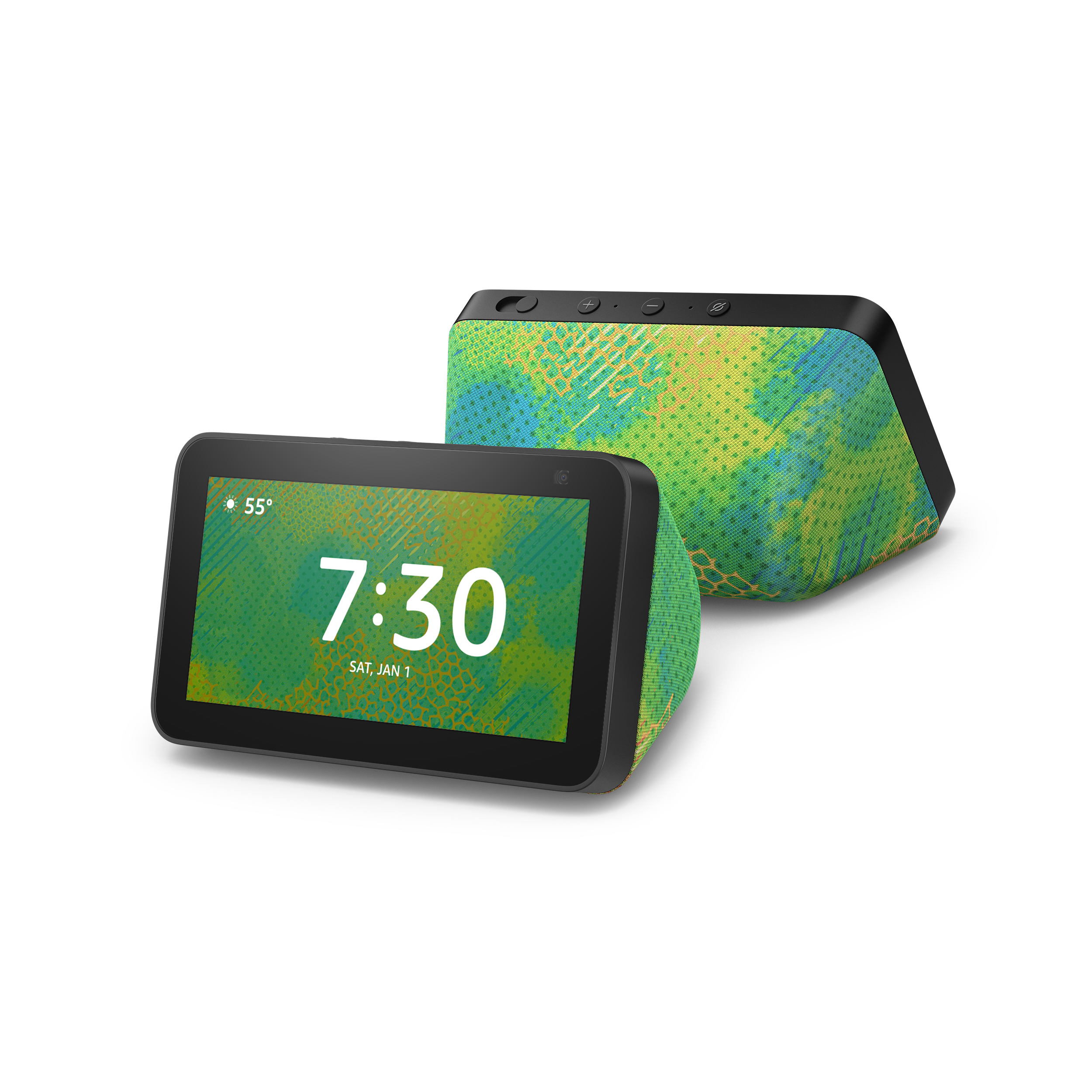 Amazon updates Echo Show line with a pan and zoom camera and a kids model