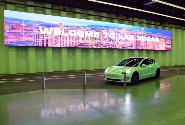 Elon Musk's Boring Company gets initial OK to expand Loop under Las Vegas Strip