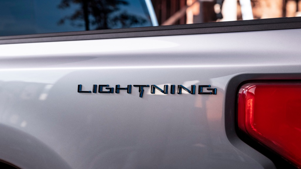 Ford reveals three new details about its officially named F-150 Lightning  electric pickup truck   TechCrunch