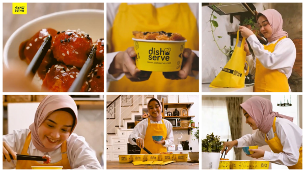 By working with home entrepreneurs, Jakarta-based DishServe is creating an even more asset-light version of cloud kitchens