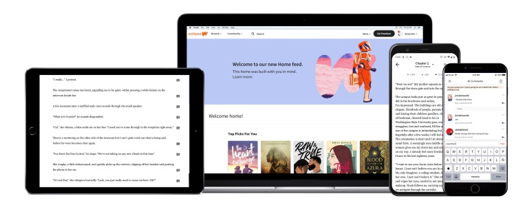 With new owner Naver, Wattpad looks to supercharge its user-generated IP factory