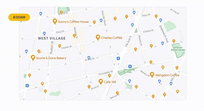 Google Maps to add more detailed maps, crowd indicators, better routing and more – TechCrunch