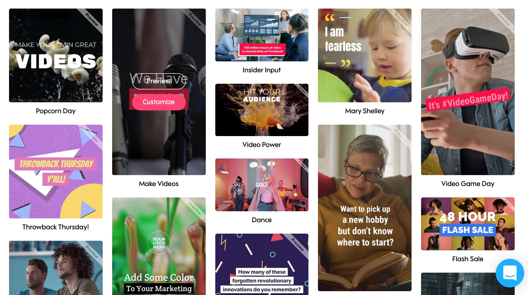 Getty Images leads $16M investment in Promo.com, a social video template tool