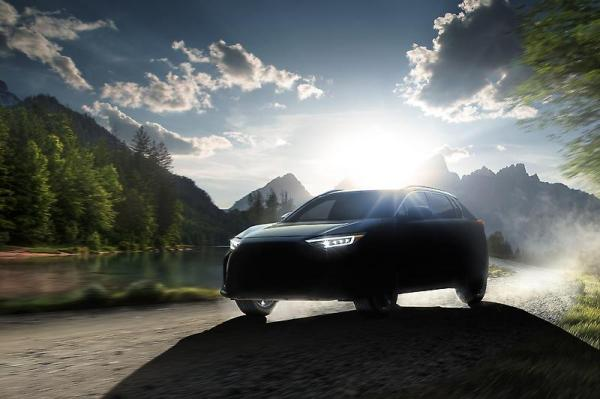 Subaru's first electric vehicle is called the Solterra and it's due out in 2022 - techcrunch