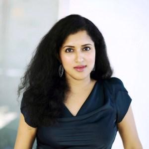headshot of Vidhya Srinivasan, VP/GM, Advertising at Google
