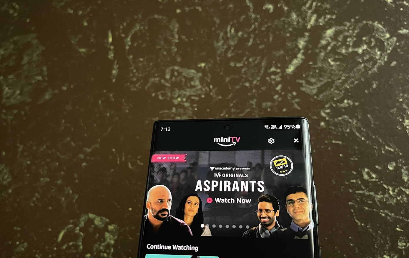 Amazon launches free video streaming service in India
