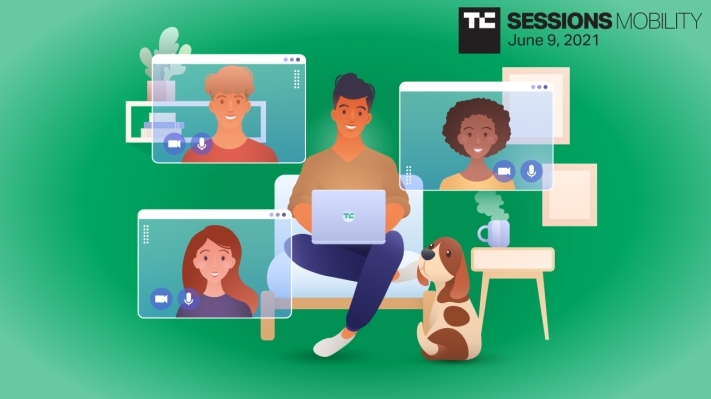 Powerup your networking with CrunchMatch at TC Sessions: Mobility 2021