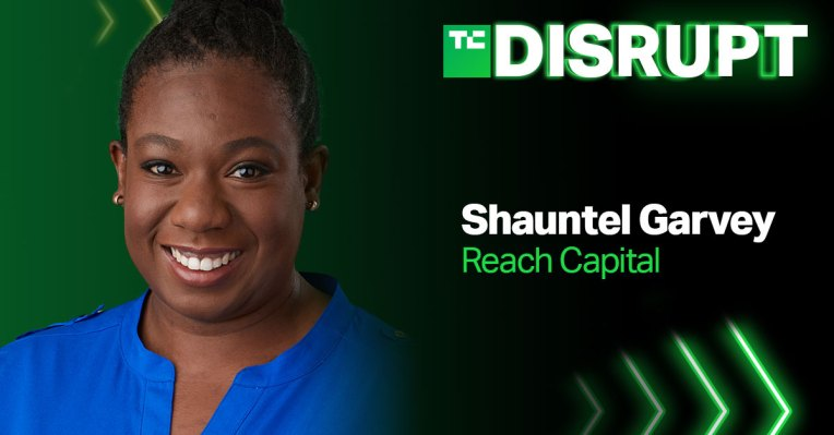 Shauntel Garvey of Reach Capital will join us to judge this year's Startup Battlefield - techcrunch