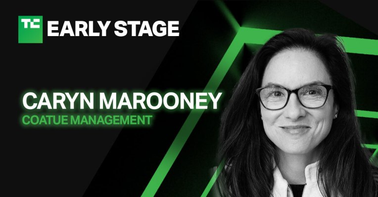 Comms expert and VC Caryn Marooney will detail how to get attention at TC Early Stage - techcrunch