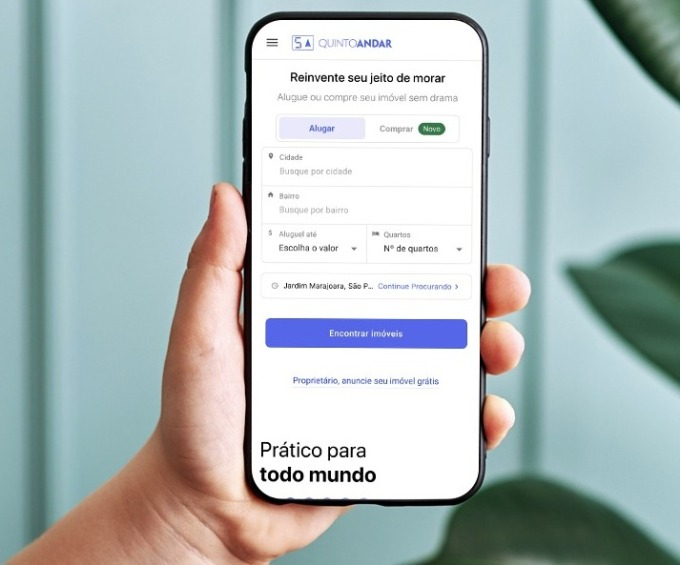 Brazilian proptech startup QuintoAndar lands 0M at a B valuation