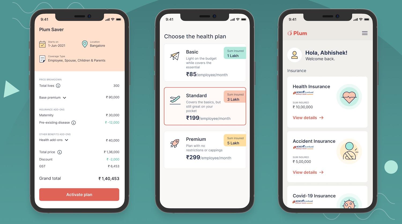 Indian health insurance startup Plum raises $15.6 million in Tiger  Global-led investment | TechCrunch