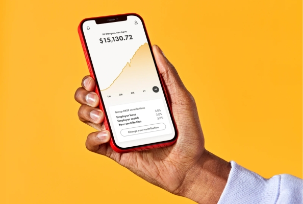Wealthsimple raises $610M at a $4B valuation