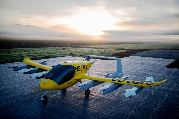 Wisk Aero and Blade Urban Air Mobility partner to bring electric air taxi services to the skies – TechCrunch