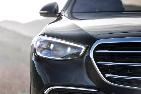 First drive: 2021 Mercedes-Benz S-Class