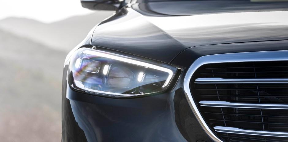 Mercedes-Benz 2021 S Class