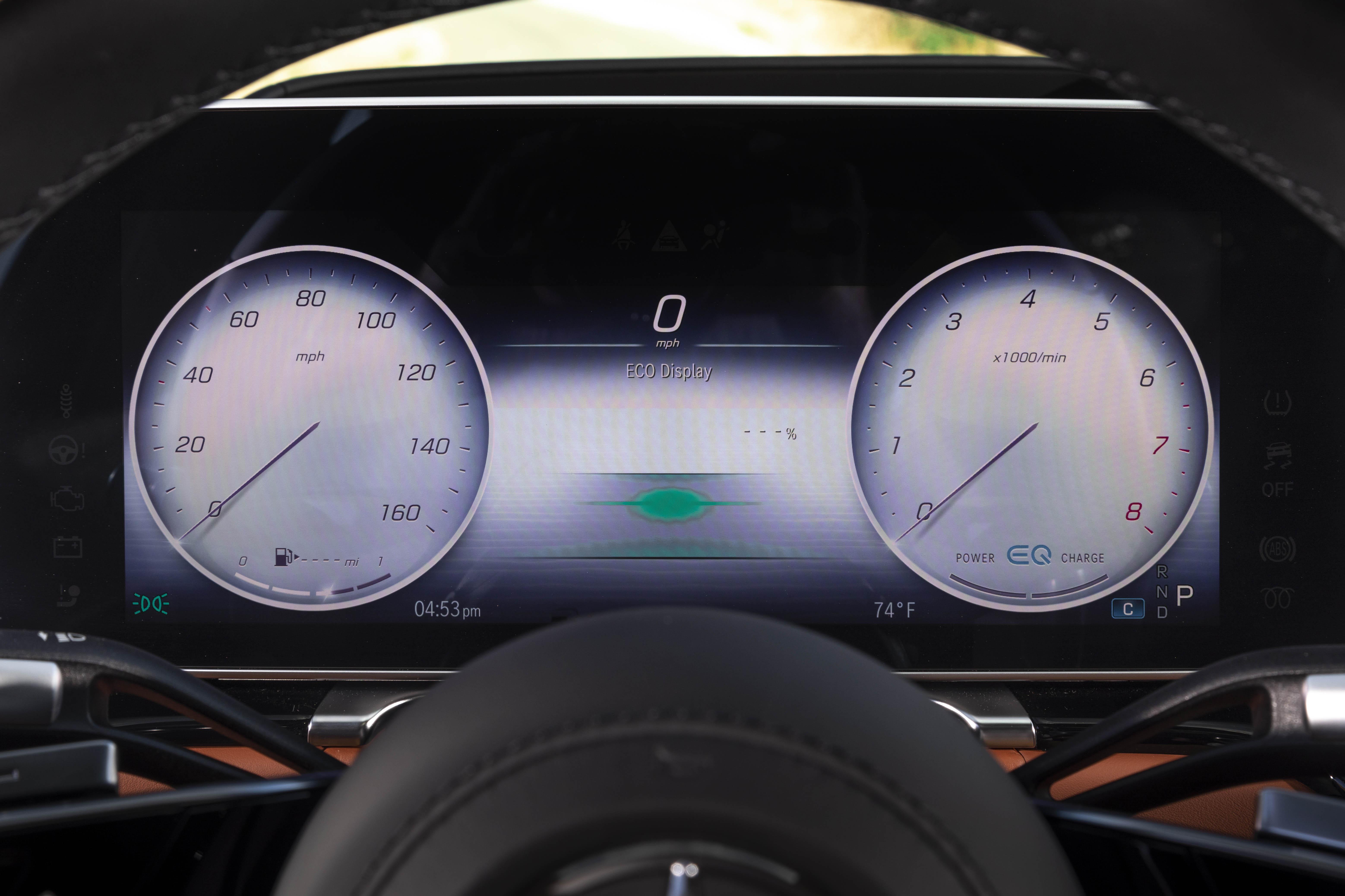 2021-Mercedes-Benz S Class