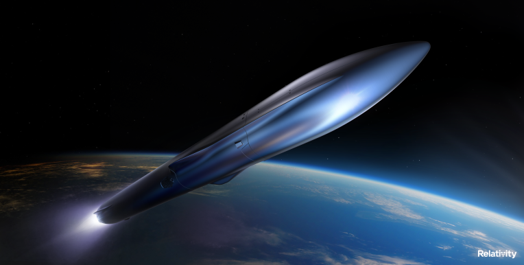 Relativity Space launches its valuation to .2B with 0M in new funding – TechCrunch