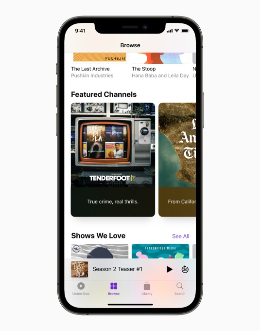 Apple Podcasts Subscriptions go live worldwide 3