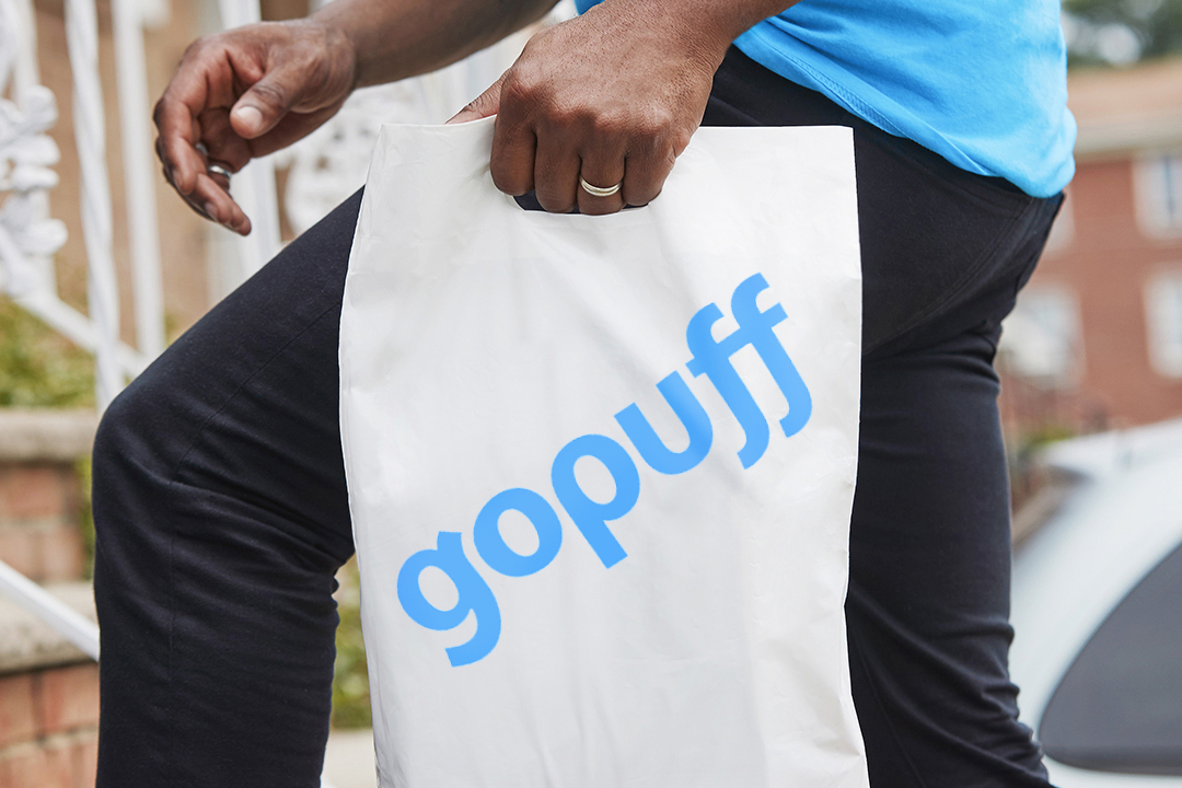 Instant grocery startup Gopuff to raise B