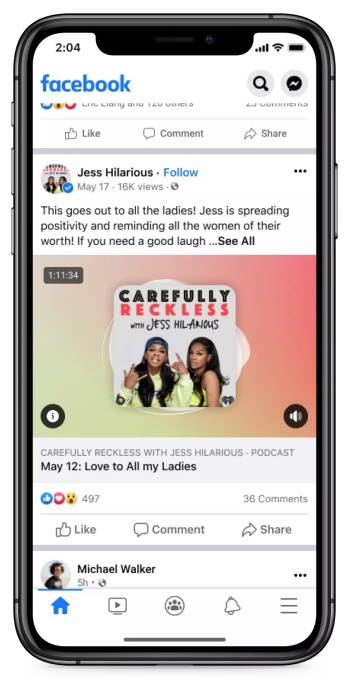 Facebook officially launches Live Audio Rooms and podcasts in the U.S. – TechCrunch 27