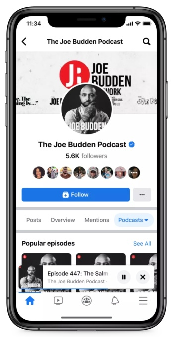 Facebook officially launches Live Audio Rooms and podcasts in the U.S. – TechCrunch 26