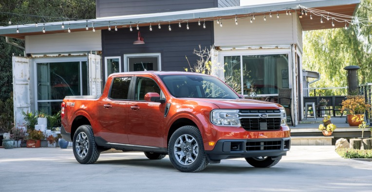 Ford unveils Maverick, a compact hybrid pickup truck for under ,000 – TechCrunch