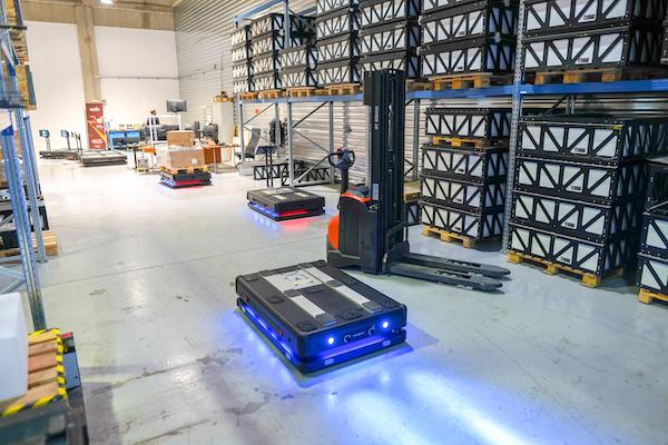 Croatia's Gideon Brothers raises M for its 3D vision-enabled autonomous warehouse robots – TechCrunch
