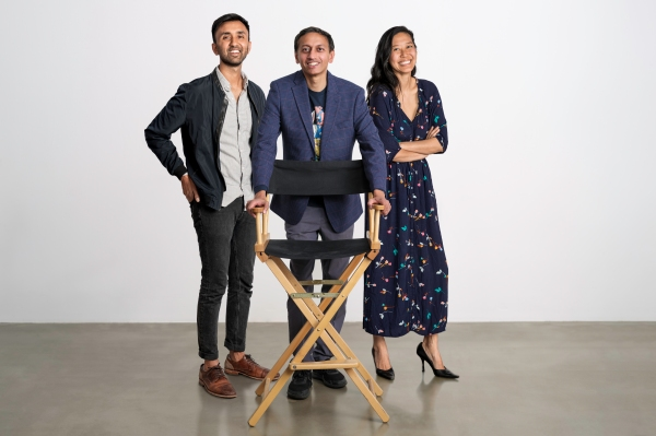 Jumpcut founder Kartik Hosanagar is a professor at the Wharton School, but about ten years ago, he spent his summer in an unlikely way: he wrote a scr