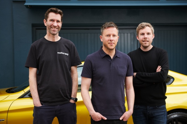 Motorway's auction platform for second-hand cars raises $67.7M Series B led by Index Ventures